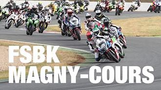 FSBK – Magny-Cours : Clip samedi