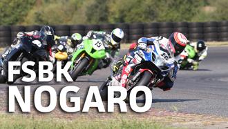 FSBK – Nogaro : Clip dimanche