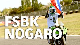 FSBK – Nogaro : Clip samedi