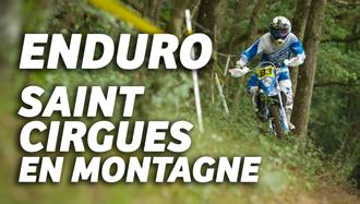 Enduro – Saint Cirgues en Montagne