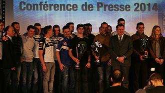 Conférence de Presse FFM 2014