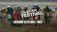 24MX Festival – Saint Jean d'Angely – Résumé Elite MX1 / MX2