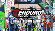 Enduro – 24MX – Privas : Résumé Samedi