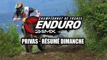 Enduro – 24MX – Privas : Résumé Dimanche