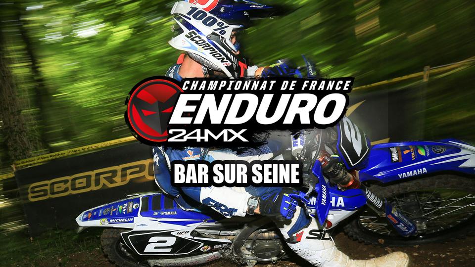 Enduro – 24MX – Bar sur Seine