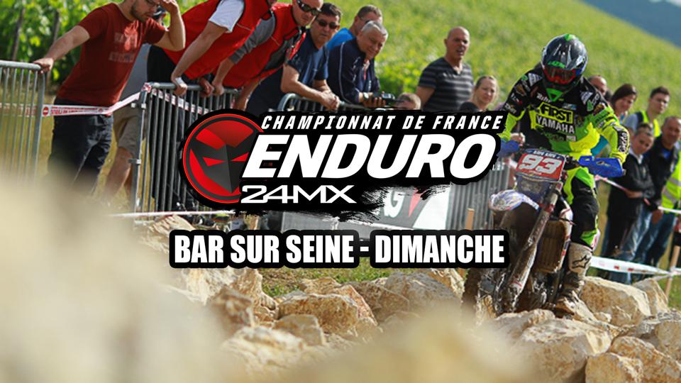 Enduro – 24MX – Bar sur Seine : Résumé Dimanche