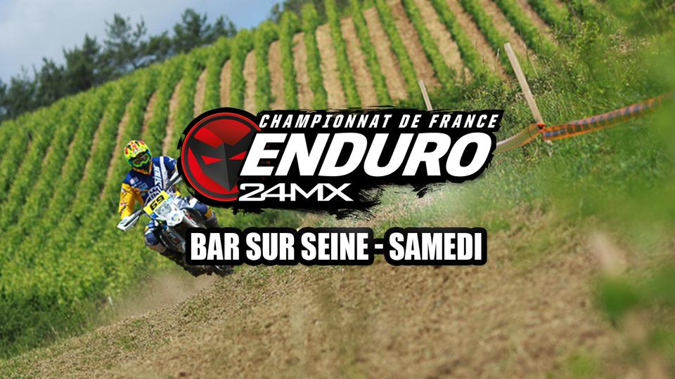 Enduro – 24MX – Bar sur Seine : Résumé Samedi