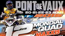 QUAD – 12H de Pont de Vaux