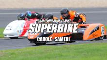 FSBK – Carole : Résumé Samedi