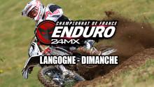 Enduro – Langogne – résumé dimanche