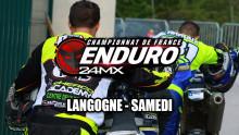 Enduro – Langogne – Résumé samedi