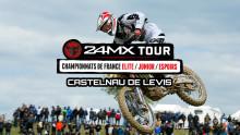 24MX Tour – Castelnau de Levis