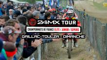 24MX Tour – Gaillac Toulza : Résumé Dimanche