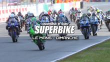 Fsbk : Le Mans – Résumé Dimanche