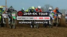 24MX Tour – Romagné – Résumé Dimanche