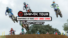 24MX Tour – Saint Thibery