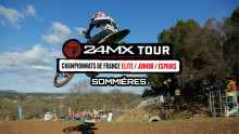 24MX Tour – Sommières