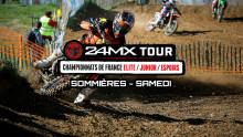 24MX Tour – Sommières – Résumé Samedi