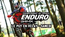 Enduro – Le Puy en Velay : Résumé Samedi