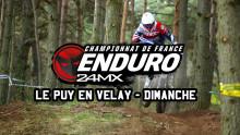 Enduro – Le Puy en Velay : Résumé Dimanche