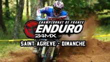 Enduro – Saint Agrève : Résumé Samedi
