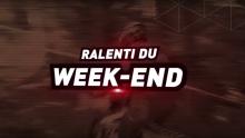 RALENTI DU WEEK END PRIVAS