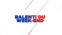 RALENTI DU WEEK END LE MANS