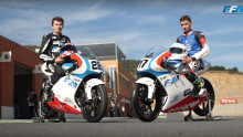 Présentation officielle de l'Equipe de France vitesse – Filière GP