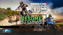 Championnat de France de Cross Country – Résumé de l'épreuve d'Apchat – Samedi