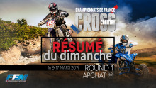 Championnat de France de Cross Country – Résumé de l'épreuve d'Apchat – dimanche