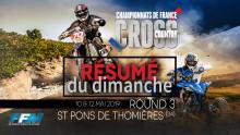 /// CROSS COUNTRY : CDF Résumé de l'épreuve du dimanche – S-Pons de Thomières (34) ///