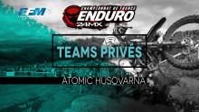 /// TEAMS PRIVES – ATOMIC HUSQVARNA ///