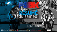 /// RESUME DU SAMEDI – LEDENON (30) ///