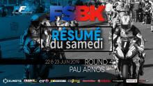 /// RESUME DU SAMEDI – PAU ARNOS (64) ///