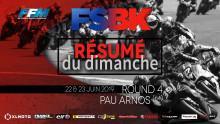 /// RESUME DU DIMANCHE – PAU ARNOS (64) ///
