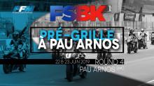 /// PREGRILLE A PAU ARNOS (64) ///