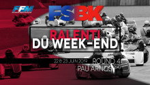 /// RALENTI DU WEEK-END – PAU ARNOS ///