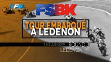 /// TOUR EMBARQUE – LEDENON (30) ///