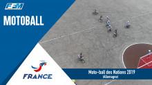 /// Equipe de France Motoball – France VS Pays Bas ///