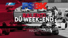 /// RALENTI DU WEEK-END – MAGNY-COURS (58) ///