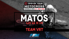 /// MATOS #6 – TEAM VRT 3AS ///