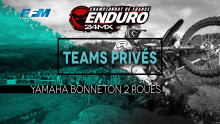 /// TEAMS PRIVES – YAMAHA BONNETON 2 ROUES ///