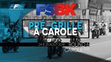 /// PRE – GRILLE A CAROLE (93) ///