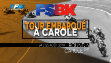/// TOUR EMBARQUE A CAROLE (93) ///