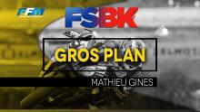/// GROS PLAN – MATHIEU GINES ///