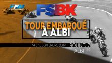 /// TOUR EMBARQUE A ALBI ///