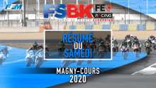 // RESUME DU SAMEDI – MAGNY COURS (58) //