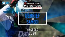 // DEBRIEF DU SAMEDI – MAGESCQ (40) //