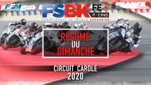 // RESUME DU DIMANCHE – CAROLE (93) //