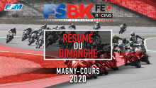 // RESUME DU DIMANCHE – MAGNY COURS (58) //